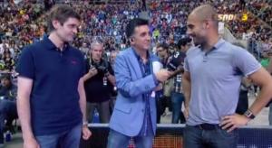 PEP GUARDIOLA VS TITO VILANOVA :: BARCELONA INDOOR FUTSAL