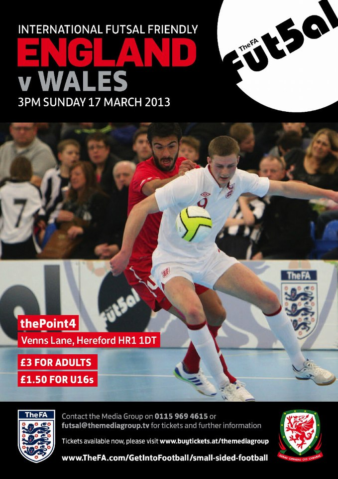 ENGLAND VS. WALES - TICKETS ON SALE NOW