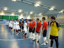 22-23rd November St Georges Park - A Catalyst for Change Futsal Conference