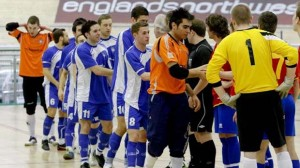 Futsal progress stunted by FA?