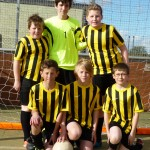 NEWCOMERS CLEE TIGERS FIND LIONS ARE KINGS OF THE FUTSAL COURT