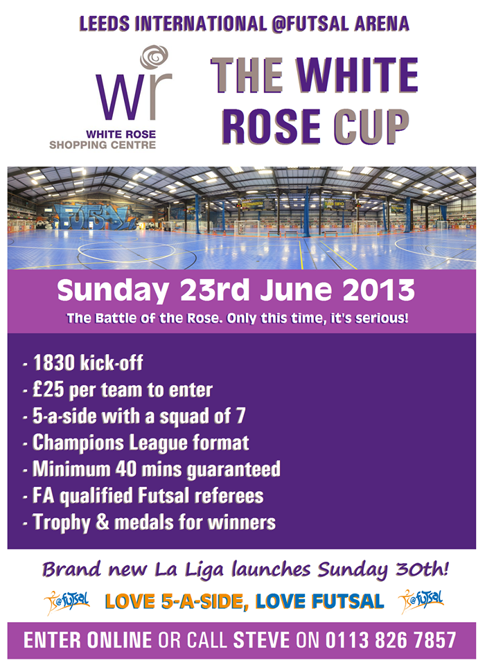 SENIOR TOURNAMENT SUNDAY 23RD JUNE, LEEDS ARENA