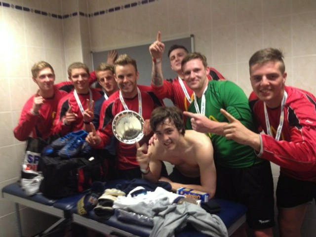 Trawl, sorry McDonald's Grimsby National Champions
