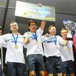 Following footsteps of Messi and Ronaldo: Manchester Futsal Club in quest for £30,000 prize in Vietnam