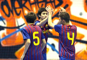 Everton Academy rolls out futsal from U13s down after inspiring trip to FC Barcelona