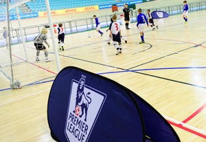 Futsal the foundation for Everton's future