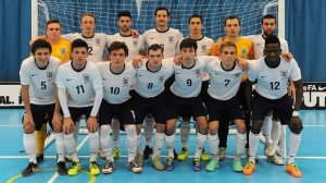The England Futsal squad suffered a disappointing setback against Sweden in Orebro in front of a partisan crowd after losing a tight game 3-2.