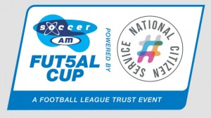 On a day where all eight teams involved were ahead at some point during their respective games, it was Leeds United, Grimsby Town, Carlisle United and Huddersfield Town that eventually secured their places in the final eight of the Soccer AM Futsal Cup powered by NCS.