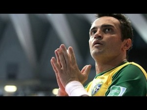 Falcão, The Best Player of World Futsal, watch the tricks
