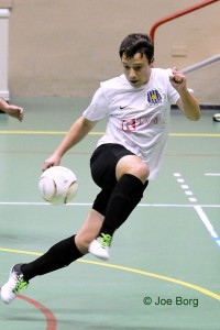 Update on Josh Parry success in Malta and futsal opportunities there