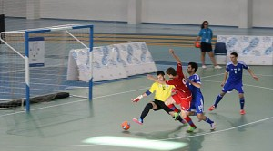 14th World University Futsal Championships in Full Swing! Live streamed.