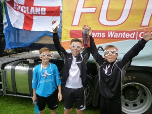 YMCA Futsal Float -  experienced from the inside