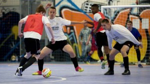 A hectic and enthralling Futsal season was brought to an end in Birmingham last weekend at The FA National Youth Futsal Festival. Grimsby was represented by Titans in the u16 age group.