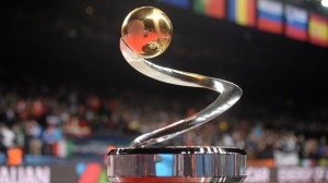 Futsal EURO 2016 play-off draw made - UEFA road to Serbia video