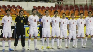 Iran's futsal 7th in world, first in Asia
