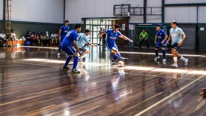 Seniors futsal hitting new heights after move indoors to Wintringham Oasis