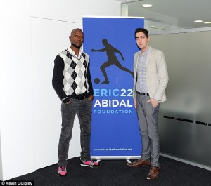 Eric Abidal sets up Foundation for children fighting cancer, hidden in his story is a nugget of how Barcelona train