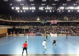 The Soccer AM Futsal Cup final - Copper Box on May 17