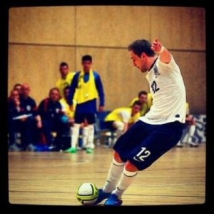 Is this England's best footballer? Watch incredible skills of Three Lions futsal star Stuart Cook