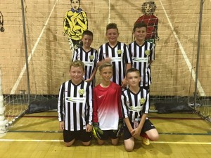 Discoveries Town under 11's team ready for September start in under 12's league