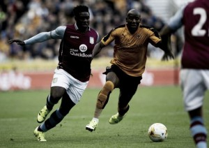 Aston Villa captain Micah Richards reveals the secret to his success as a ball-playing centre back.