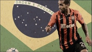 Futsal first for Shakhtar and Brazil's Alex Teixeira