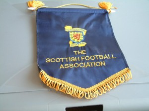 Banner from Scottish Amatuer FA