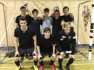 2016 Thursday Futsal Cup great advert for futsal, Lions triumph, Titans play their part in great game