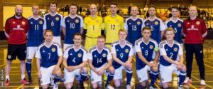 Scotland wins first home international vs. Gibralter (and Grimsby connection)