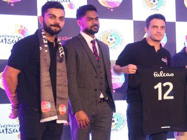 Pelé of futsal in India: Premier Futsal signs Brazilian star Falcao for inaugural season