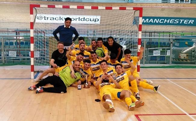 OXFORD City Lions manager Enrique Guillen hailed his side after they were crowned national FA Futsal Cup champions