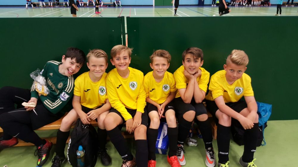 YMCA Galacticos lose out in penalty shoot out at Nottingham University tournament
