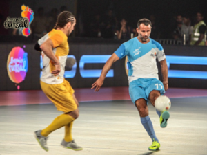 Ryan Giggs team Mapusa (Goa) win inugral Indian futsal Premier League