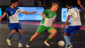 Standard of game in Premier Futsal is very high: Man United legend Paul Scholes