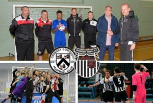 GRIMSBY Town's all-conquering futsal setup is set to grow after forging a new partnership with one of the top amateur teams in local football.