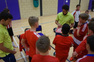 MIDDLESBROUGH, 1st August 2016 - The second international English and Futsal Summer Camp was a resounding success according to organiser Damon Shaw. Held in Perth, Scotland and Middlesbrough, England in July, the Futsal Camp UK brought together British and Spanish for two weeks of futsal.