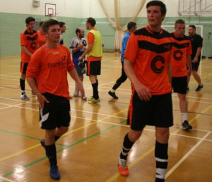 Grimsby Senior Futsal League welcomes team Payzone to its ranks. More pics on Grimsby Futsal Senior League Facebook page.