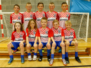Immingham Pilgrims u11z 2016