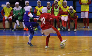 Russian women's national futsal team on hijabs: 'Our girls are already used to it'