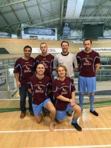 Matty Payne Futsal - 2016 at Manchester Veledrome