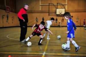 RESEARCH - IS FUTSAL A DEVELOPMENT TOOL FOR 11-A-SIDE FOOTBALL PLAYERS IN THE UK?