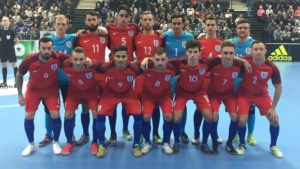 Germany 5-3 England Futsal International  Sunday 30 October 2016  Inselparkhalle Arena, Hambur